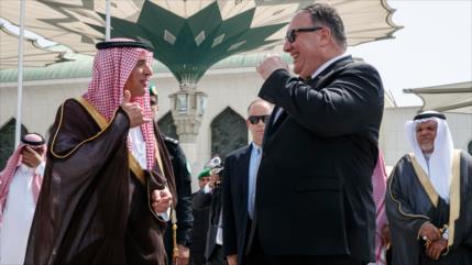 HAMAS: Postura saudí sobre 'acuerdo del siglo' anima más a Israel