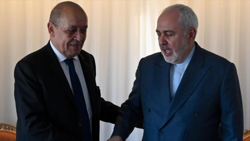 """Irán insta a Europa a tomar el """"camino correcto"""" en pacto nuclear"""