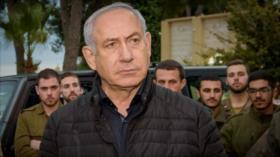 Israel detiene a una mujer por arrojar una manzana a Netanyahu