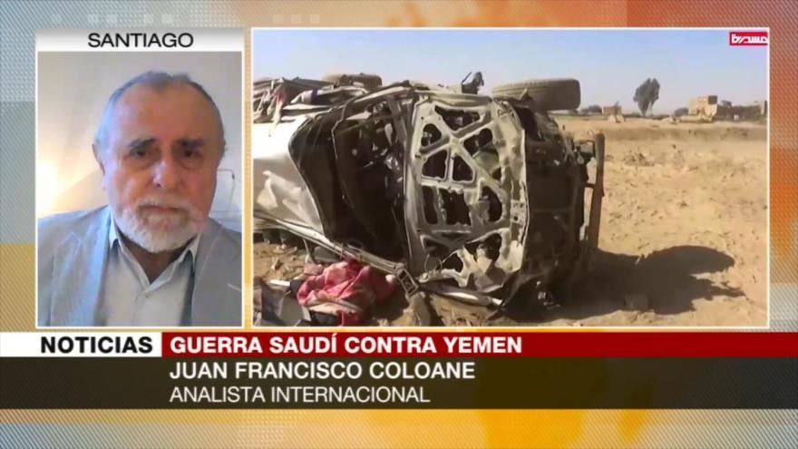 Coloane: Riad no puede superar autosuficiencia militar yemení | HISPANTV