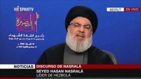 'Asesinato de Soleimani y plan de paz son dos crímenes de EEUU'