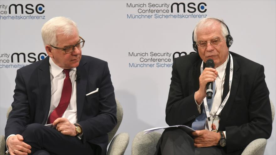 Borrell critica la política exterior pasiva de la UE en el mundo