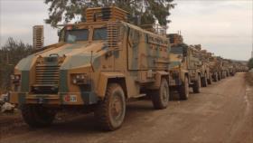 Irán insta a Turquía a respetar los acuerdos firmados sobre Siria