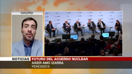 Izarra: Acuerdo nuclear protege la estabilidad y paz en la región
