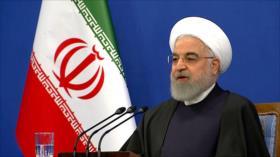 Rohani enfatiza el fracaso de política de 'máxima presión' de EEUU