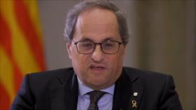 Sanciones de EEUU. Discurso de Nasralá. Independencia catalana - Boletín: 20:30 - 16/02/2020