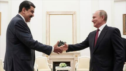 EEUU alista sanciones para frenar lazos entre Rusia y Venezuela