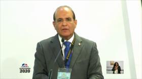 Sanciones de EEUU. Avance de Ejército sirio. Elecciones en Dominicana - Boletín: 21:30 - 16/02/2020
