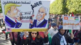 Palestina advierte que 'acuerdo del siglo' será 'enterrado pronto'