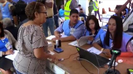 Suspenden elecciones en Dominicana por fallas en sistema de votos