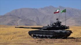 Ejército de Irán se equipará pronto con el avanzado tanque Karrar