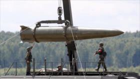 Rusia a EEUU: Podemos producir misiles de medio alcance en 6 meses