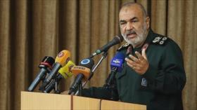 Salami: Irán destruyó la grandeza de EEUU al atacar su base en Irak