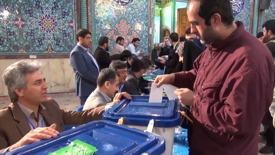 Minorías religiosas de Irán, listas para votar en las elecciones