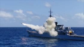 Vídeo: Venezuela prueba poderoso misil antibuque en ejercicios