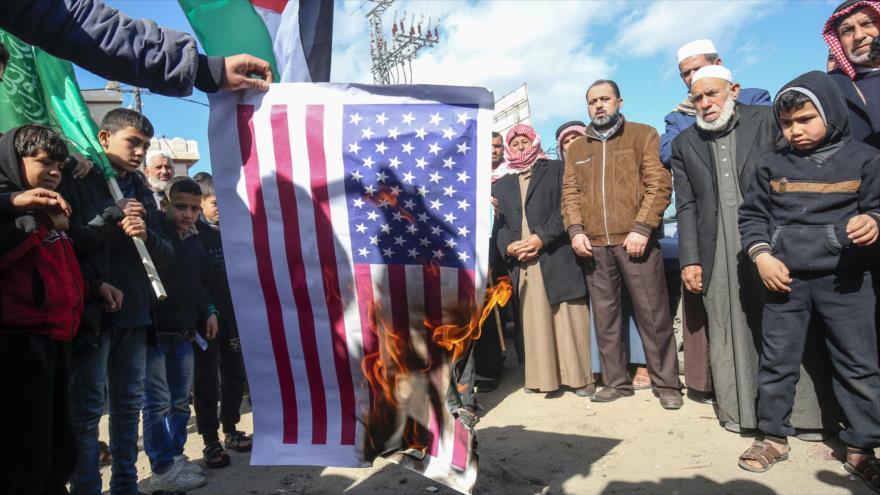 """HAMAS: Palestinos piden """"cortar todas las relaciones con EEUU"""""""