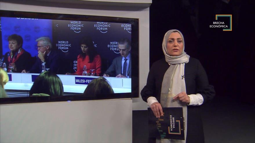 Brecha Económica: Davos 2020