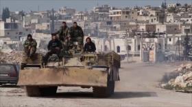 Ejército sirio aleja amenaza terrorista de los barrios de Alepo