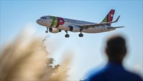 Venezuela suspende por 90 días operaciones de la aerolínea TAP