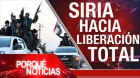El Porqué de las Noticias: Liberación de Alepo. Crisis en Libia. Pensiones en Francia