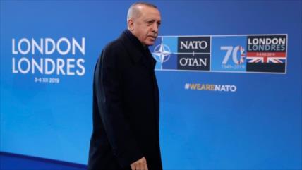 OTAN no apoyará agresión turca en Siria para no encarar a Rusia