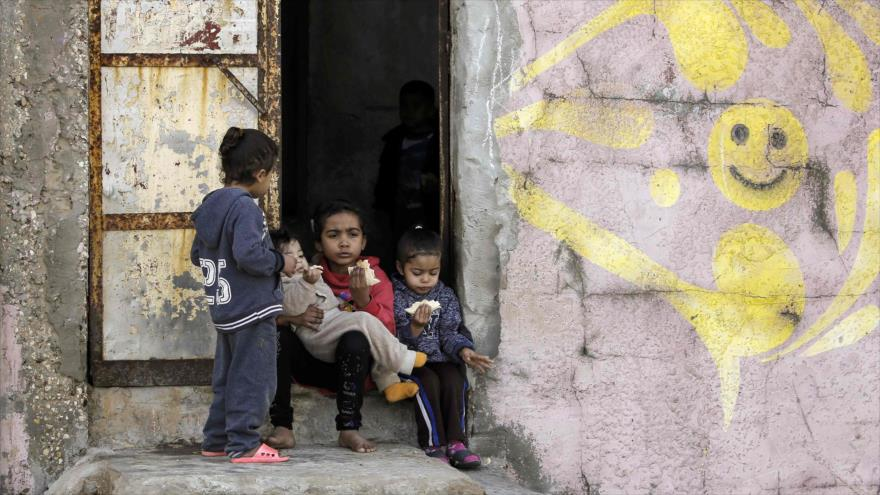 Diputado: EEUU busca entregar una parte de Irak a los palestinos