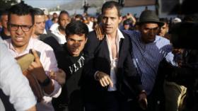 'Guaidó está dando patadas de ahogado sin apoyo popular'