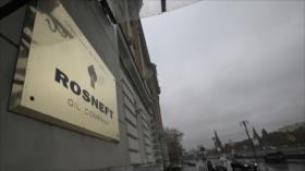 EEUU sanciona a filial de la rusa Rosneft por lazos con Venezuela