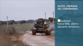 PoliMedios: Alepo, liberada del terrorismo