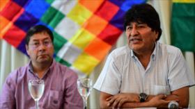 """MAS declara """"estado de emergencia"""" ante trabas del Tribunal Electoral"""