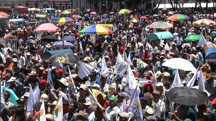 Guatemala criminaliza la protesta social y la reunión civil