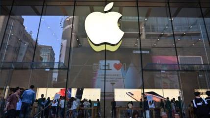 Epidemia de coronavirus afecta a la salud financiera de Apple