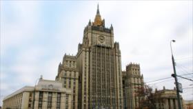 Rusia coopera con Irán, Siria y Venezuela pese a sanciones de EEUU