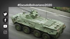 Etiquetaje: Ante las amenazas de EEUU, Venezuela realiza maniobras
