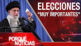 El Porqué de las Noticias: Discurso del Líder de Irán. Lazos Rusia-Italia. Sanciones contra Venezuela