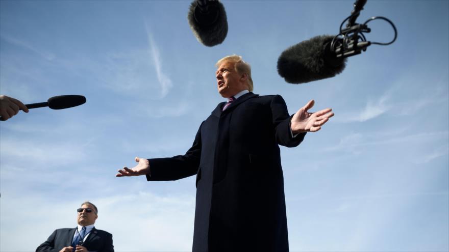 Critican a Trump por indultar a criminales de ciénaga de corrupción | HISPANTV