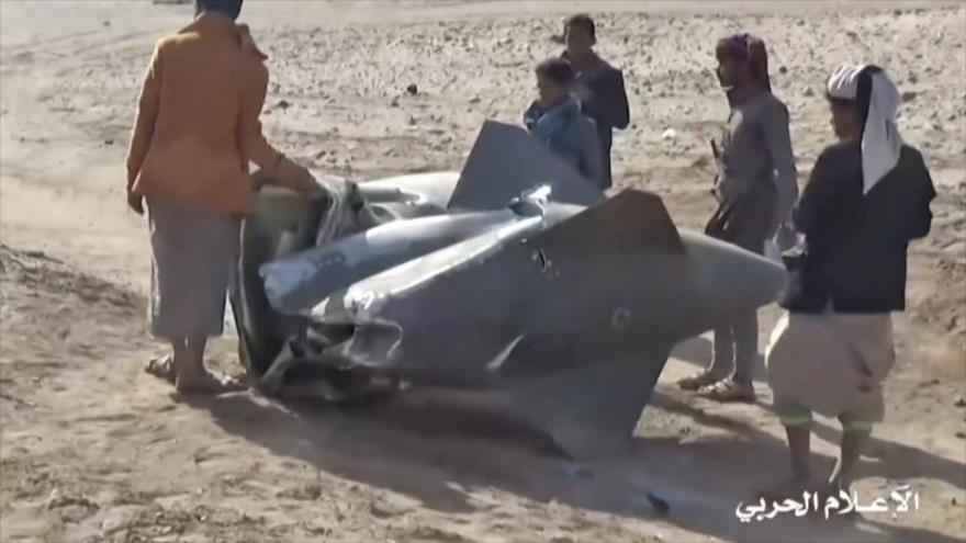 Derribo de caza saudí provoca alarma por poder militar de Ansarolá | HISPANTV