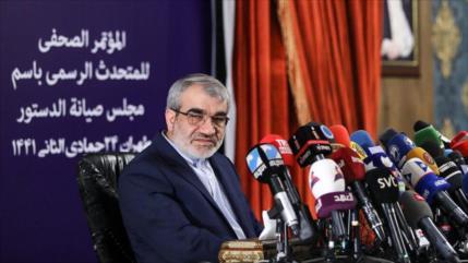 """Irán prevé """"alta presencia"""" y """"perfecta seguridad"""" en legislativas"""