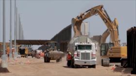 El muro de Trump será pagado con fondos de los militares