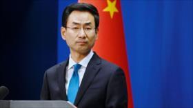 China desafía presiones de EEUU y seguirá cooperando con Venezuela