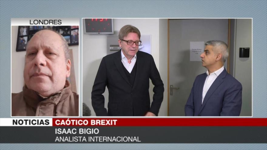 Bigio: Políticas de Londres generarán problemas para Europa | HISPANTV