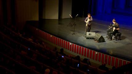 Se celebra 35.º Festival Internacional de Música de Fayr en Irán