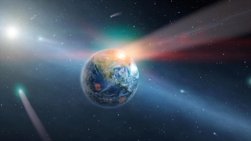 ¿Cómo atacar asteroides que cambian de dirección hacia la Tierra? | HISPANTV