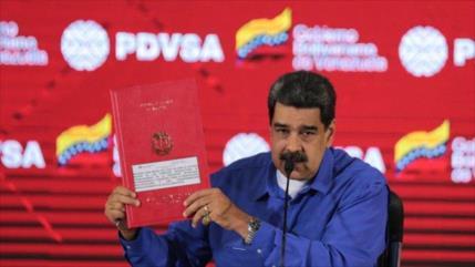 Maduro: Venezuela sigue siendo potencia petrolera mundial