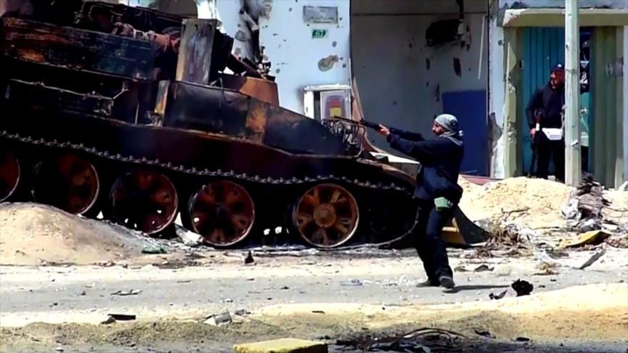 Tras ataque en Trípoli, diálogos de paz de Libia se truncan
