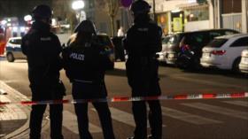 Vídeo: Al menos 8 muertos dejan tiroteos en Hanau, Alemania