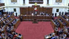 Exigen acelerar juramentación de nuevos congresistas de Perú