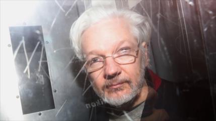'Trump ofreció a Assange indulto a cambio de negar trama rusa'