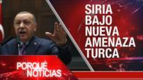 El Porqué de las Noticias: Elecciones en Irán. Tensión sobre Idlib. Represión en Chile