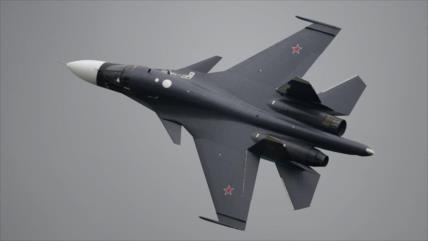 Rusia bombardea sedes terroristas desde donde atacan a los sirios
